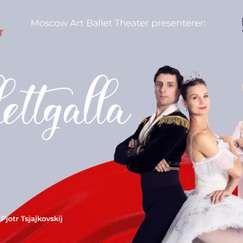 Moscow Art Ballet Theater: Ballettgalla