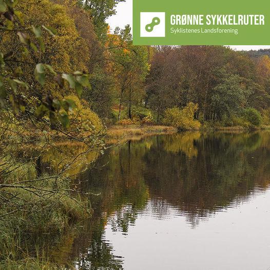 Grønne sykkelruter: Orrtuvannet rundt