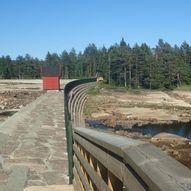 Turforslag fra Damhaugen p-plass i Solbergelva