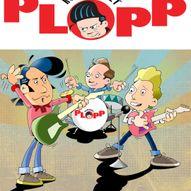 Rockebandet Plopp (for unger)