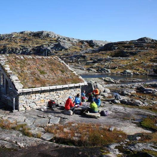 Stordalen fjellstove til Fjellvassbu