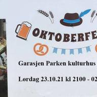 Oktoberfest på Raudeberg