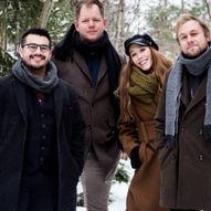 Julekonsert med Chris Medina, Pernille Øiestad, Eirik Næss & Lars Støvland // Hvarnes