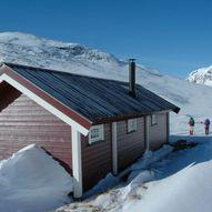 Jotunheimen på tvers på ski