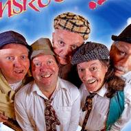 Show med Vinskvetten - Dans med Never Mind
