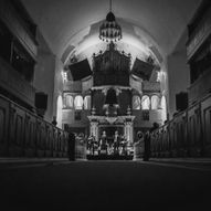 Kirkekonsert - kun for  personer med bostedsadresse i Røros kommune