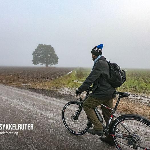 Grønne sykkelruter: Mæla til Slettevann via Fossum
