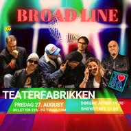 80-tallsshow med Broad Line