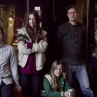 FRØKEDAL&FAMILIEN,Rockers, John G, Lucky13