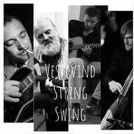 Vestavind  String Swing på Vesle Kinn