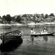 Padletur Hamsundpollen - Hamsund via Presteid og båtdraget