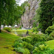 Ravnedalen og rundt Bånetjønn
