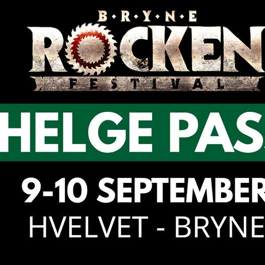 Brynerocken 2022 - HELGEPASS