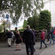 Orgelvandring på Storhaug
