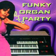 Funky Organ Disco Party // Formiddags-prog