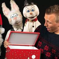 Barnas jul med Erik & Kalle- Akkerhaugen 16 Desember