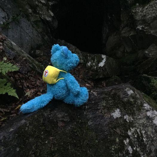 Hollagruva på Heddalsåsen