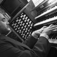 Daniel Cook - afternoon organ recital