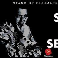 Stand up Finnmark: Pål Riise - Sånn Æ Ser Det! - NY DATO