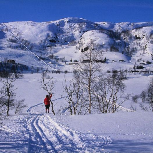 Skitur Ryfylkeheiane på langs