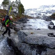 Alternativ trasé mellom Midtre og Nedre Breivatn