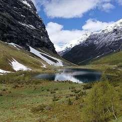 The Golden Route, fjorder og fjell og fossefall. Fantastisk natur !