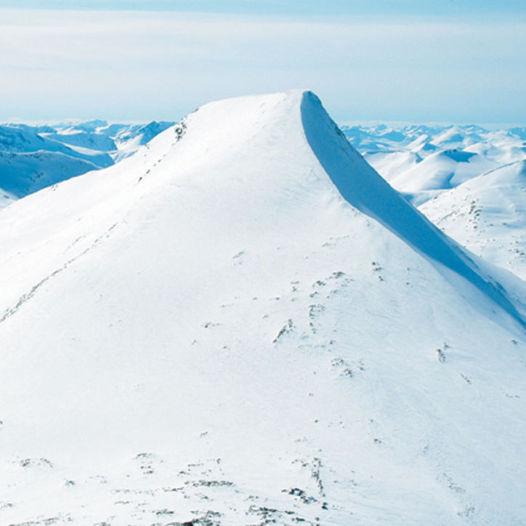 Topptur på ski til Puttegga (1999 moh.) med overnatting på Pyttbua