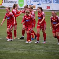 Fotballaget Fart - Røa // 1. divisjon 2021