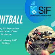 Paintball 25/9