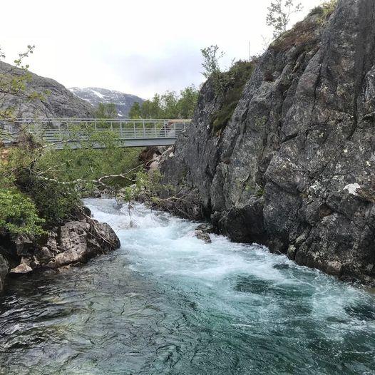 Kvanndalen - Holmavatn