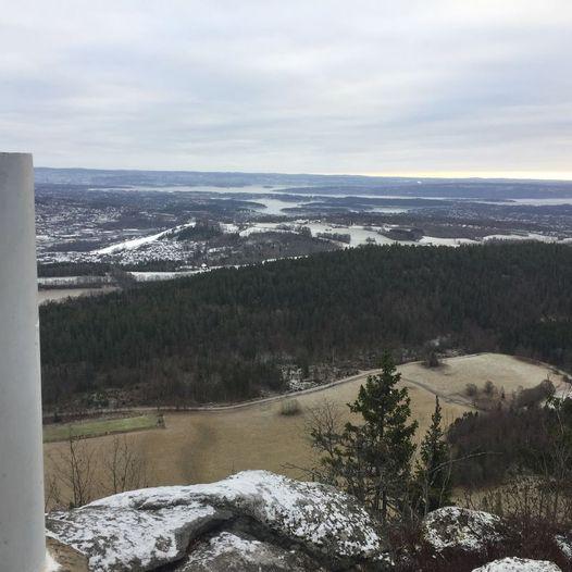 Lang 7 toppers tur i Vestmarka