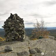 Skarsfjell i Tørdal
