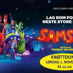 Knøttekino - Samsam