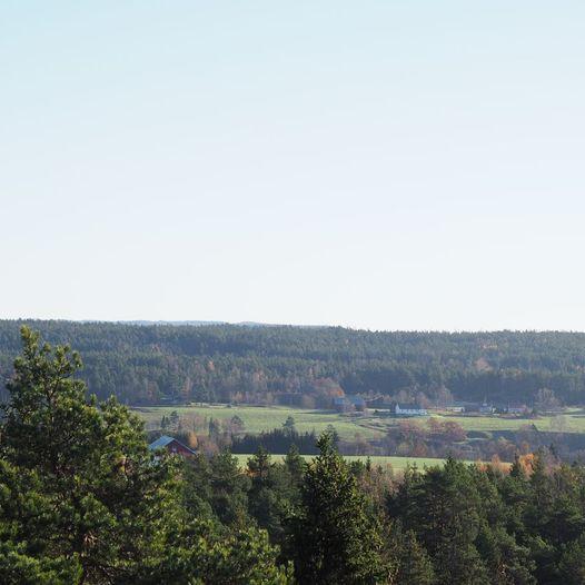 9. Sarpsborgmarka øst.  Lysløypas østside, Maugestenhøyden, Bråteneset til Vestre Holen