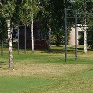 Tufteparken Fjordparken treningsanlegg
