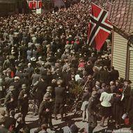 Digitalt foredrag: Frigjøringen av Sandnes