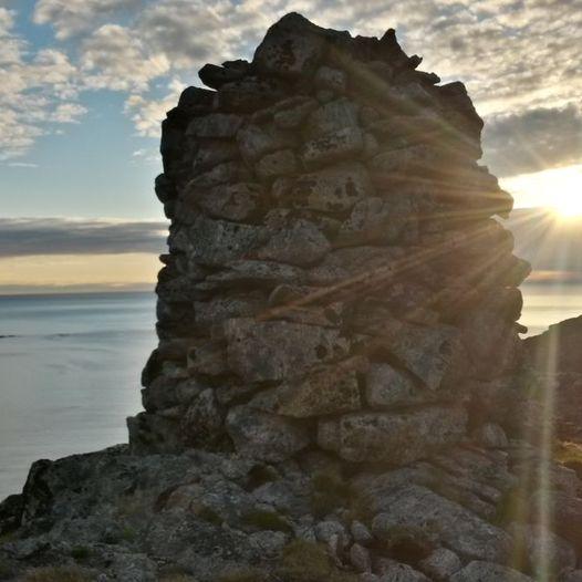 Lysøynæringen 249 moh. på Magerøya