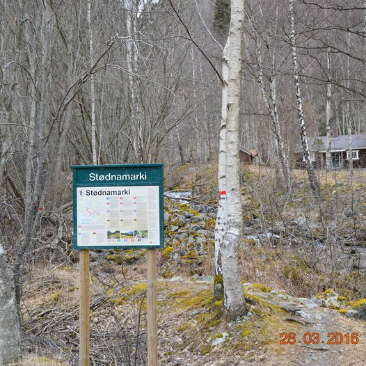 Stødno - Mjølkeflaten