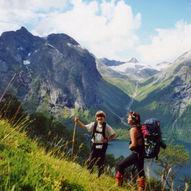 Til Reinsvassbu i Sunndalsfjella