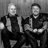 Allan Olsen support Finn Stokke, Rockers, John G, Lucky13