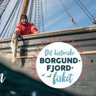 Borgundfjordfiske med Storeggen -  19.mars kl:16:30