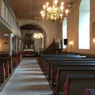 Kirkedanseren i Tveit kirke / Marie Bergby Handeland - Ravnedans 2021
