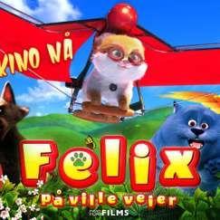 Sommerkino - Felix på ville veier