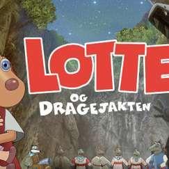 Sommerkino - Lotte og dragejakten