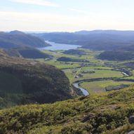 Rømmesfjellet (594 moh.)