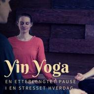 Yin Yoga   6 ukers kurs