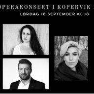Operakonsert i Kopervik kirke