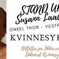 Stand Up Vestfossen - Kvinnesyken
