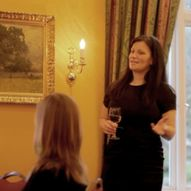 "Merete Bø/Håkon Kornstad Café Opere ""Jazz ,Wine&Dine"