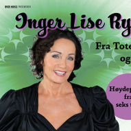 Inger Lise Rypdal // FRA TOTEN TIL NÅ, OG LITT TIL  26. mars 2021